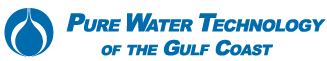 Pure Water Technology of the Gulf Coast Logo