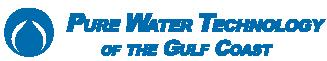 Pure Water Technology of the Gulf Coast Logo
