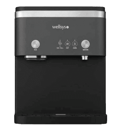 Wellsys15000 Bottleless water and ice cooler