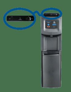 Touchfree Water Cooler Sensor with 3iplus